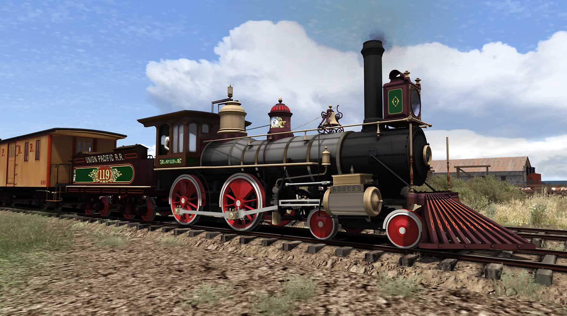 TS18: Highball to 1869!