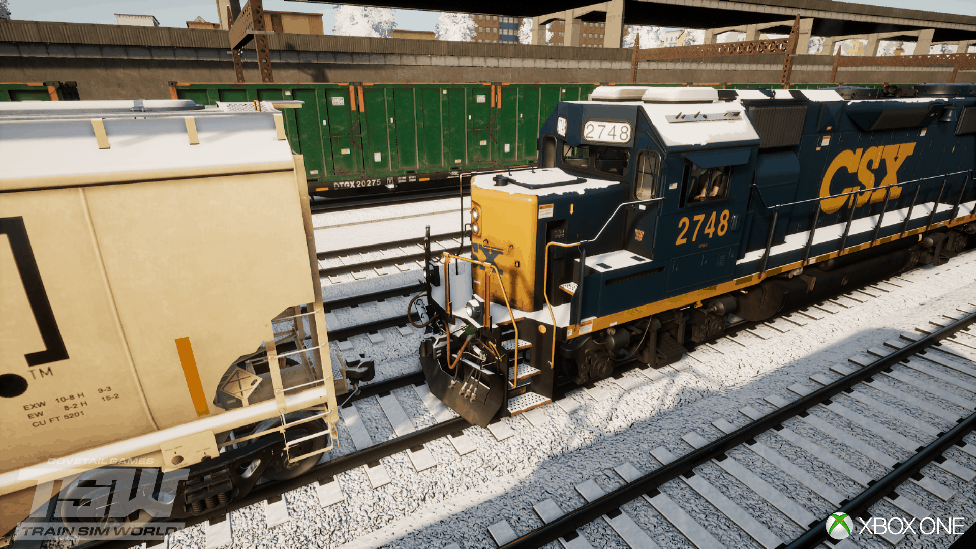 All Aboard for Train Sim World!