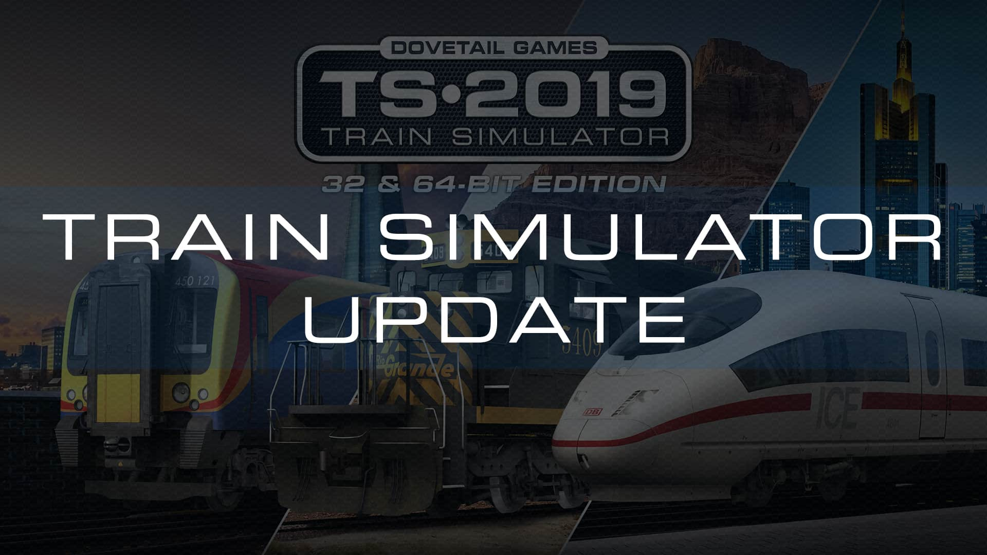 Train Simulator Update Available Now