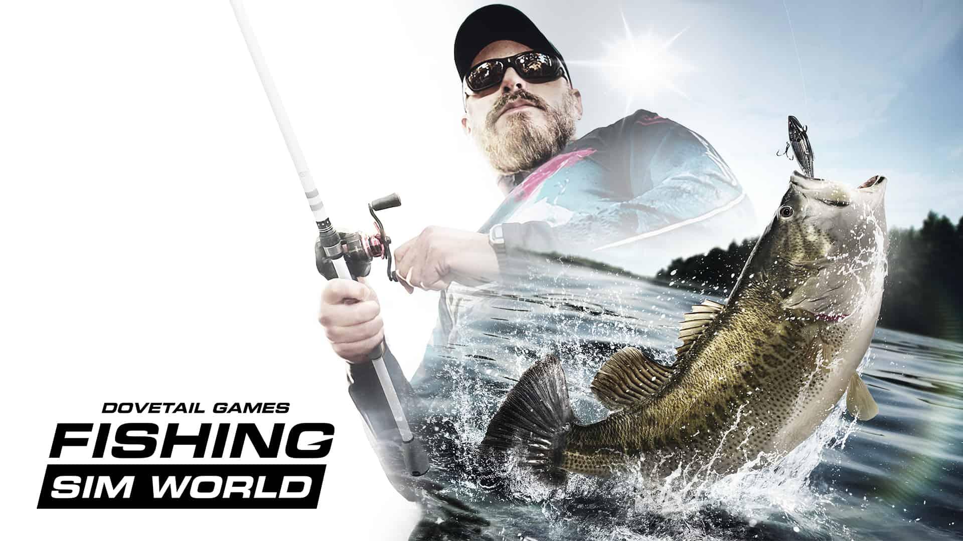 Fishing Sim World Ps4 Tutorials