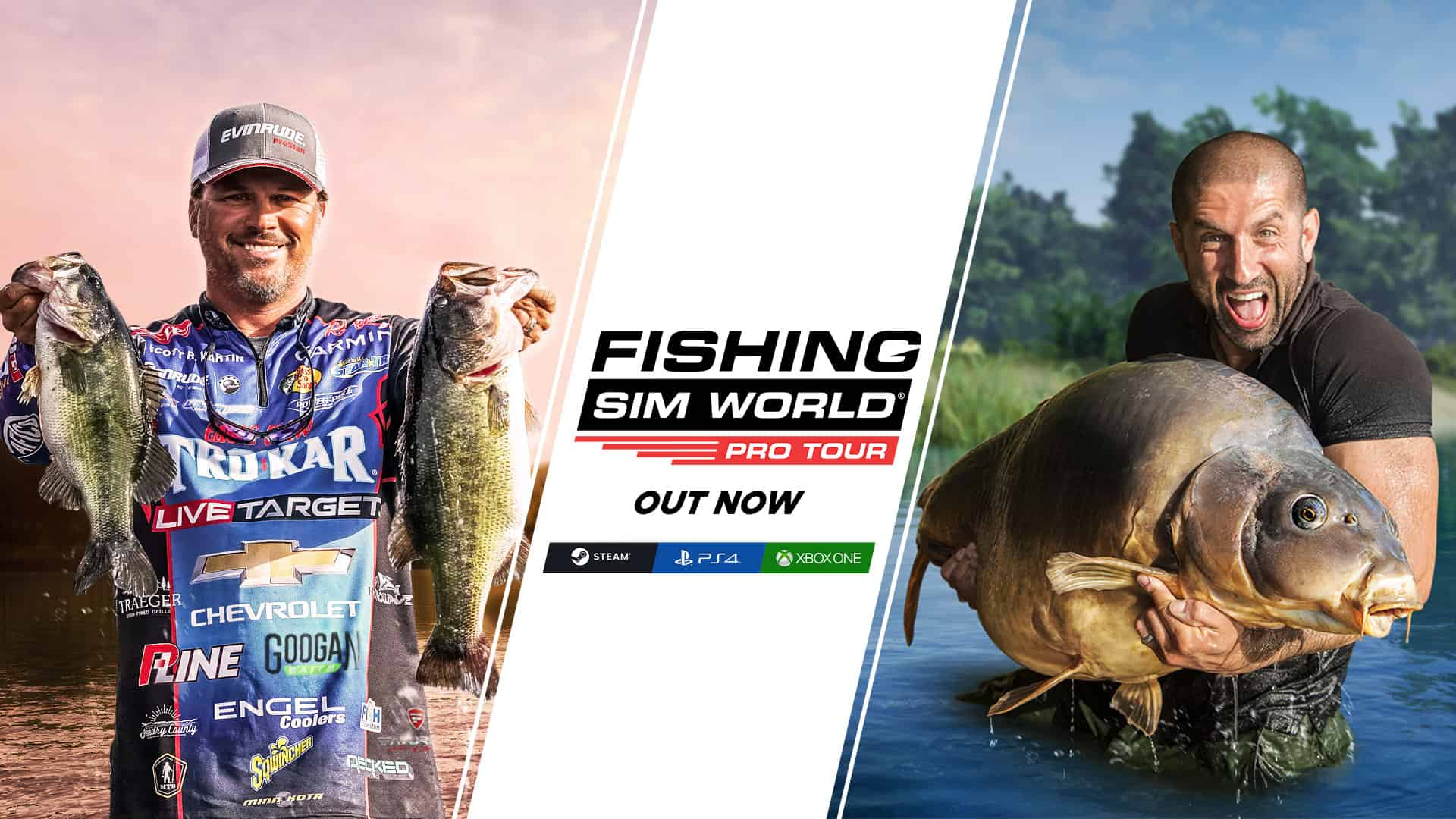 What Is Fishing Sim World Pro Tour
