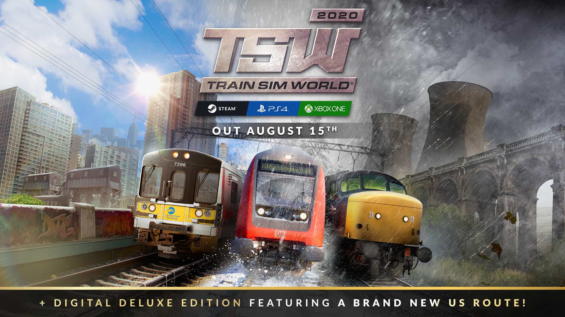 Xbox Free Games August 2020.Introducing Train Sim World 2020 Dovetail Games Forums