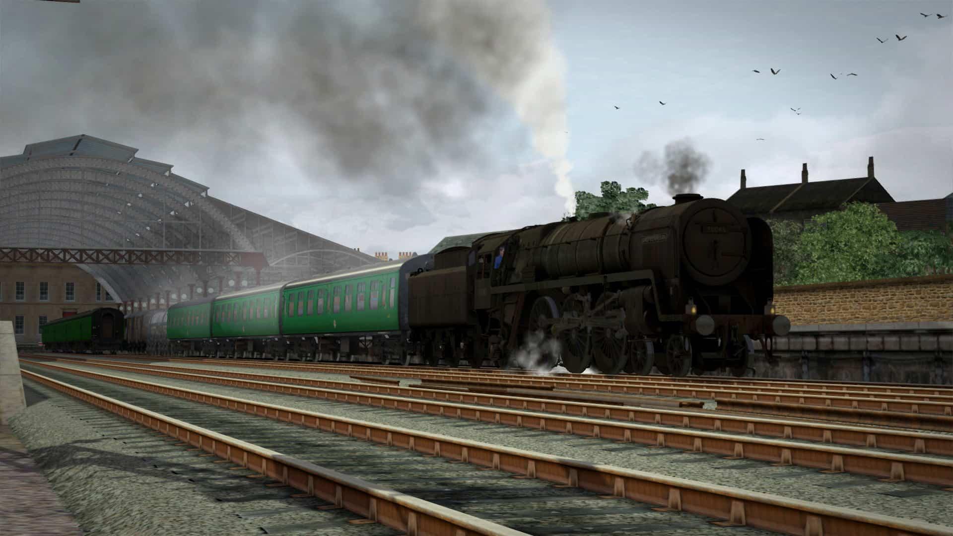 TS19: Britannia Brilliance