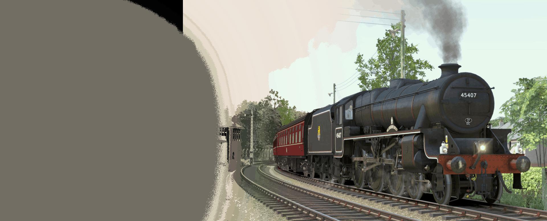 LMS Stanier Class 5 'Black Five'
