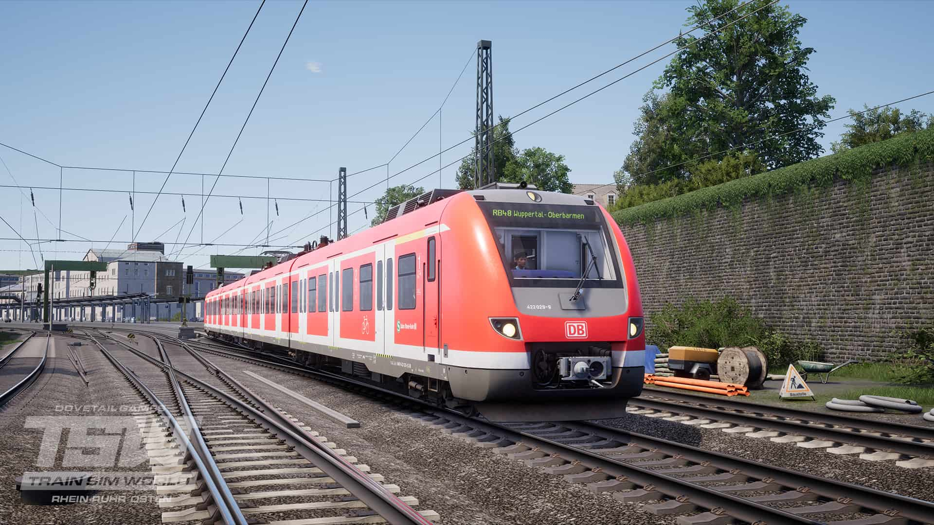 TSW: Explore Rhein-Ruhr Osten!